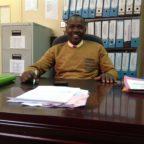 Mr. Edward Nyenze, Center Procuremet Officer